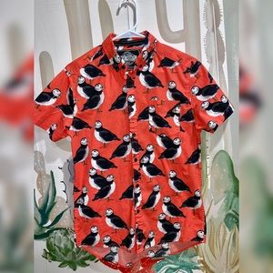 five points Shirts - Puffin top